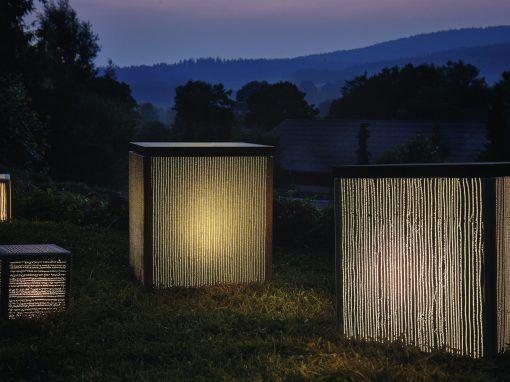 Outdoor Cubes